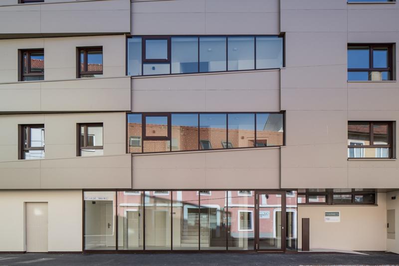 Wohnbau Schörgelgasse Graz 02